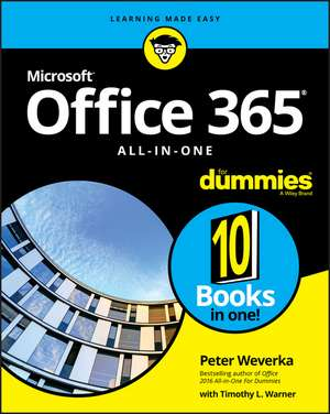 Office 365 All–in–One For Dummies imagine