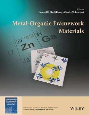 Metal–Organic Framework Materials
