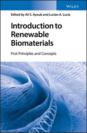 Introduction to Renewable Biomaterials