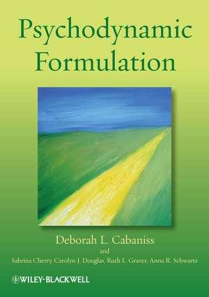 Psychodynamic Formulation imagine