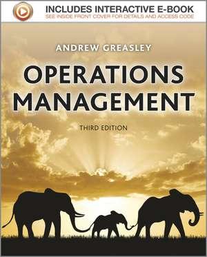 Operations Management imagine