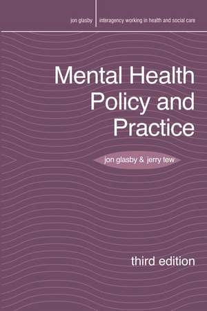 Mental Health Policy and Practice imagine