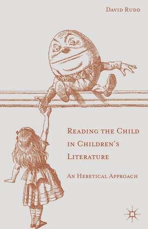 Reading the Child in Children's Literature imagine
