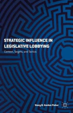 Strategic Influence in Legislative Lobbying imagine