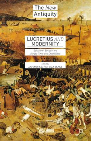 Lucretius and Modernity imagine