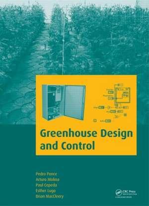 Greenhouse Design and Control de Pedro Ponce