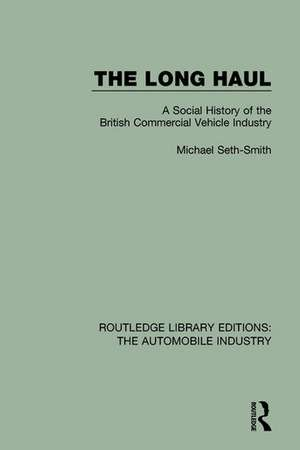 LONG HAUL RLE AUTOMOBILE INDUSTRY