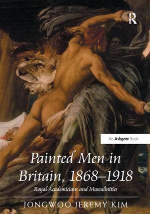 Painted Men in Britain, 1868 1918 imagine