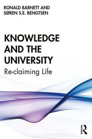 Knowledge and the University de University of London, UK) Barnett, Ronald (Institute of Education