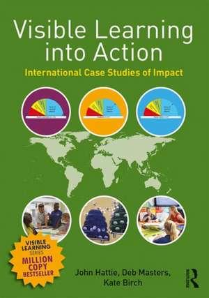 Visible Learning Into Action:  International Case Studies of Impact de John Hattie