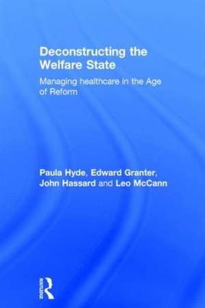 Deconstructing the Welfare State