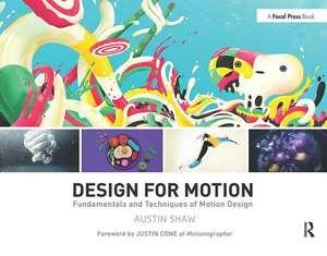 Design for Motion imagine