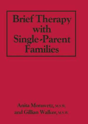 Brief Therapy with Single-Parent Families