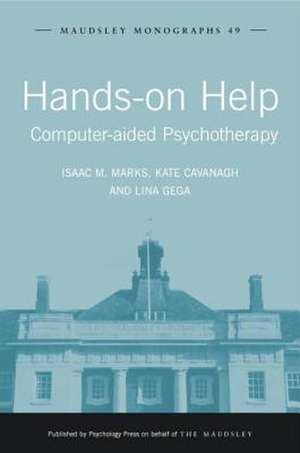 Hands-On Help: Computer-Aided Psychotherapy