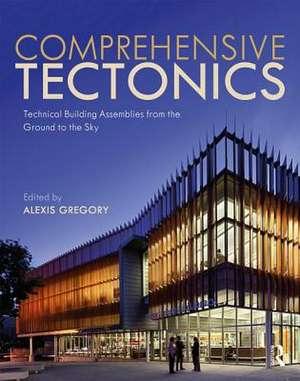 COMPREHENSIVE TECTONICS GREGORY de GREGORY