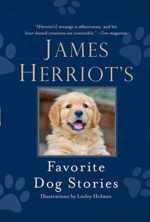 James Herriot's Favorite Dog Stories de James Herriot