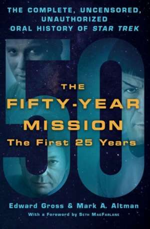 The Fifty-Year Mission