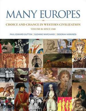 Many Europes Volume 2 with Connect 1-Term Access Card de Paul Dutton