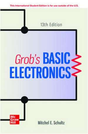 ISE Grob's Basic Electronics de Mitchel Schultz
