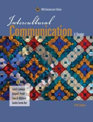 Intercultural Communication:  A Reader de Larry A. Samovar