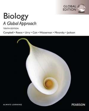 Biology A Global Approach de Neil A. Campbell