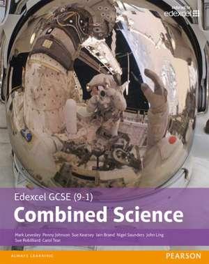 Edexcel GCSE (9-1) Combined Science Student Book