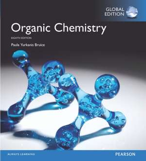 Organic Chemistry, Global Edition imagine