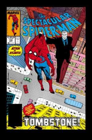 Spider-man: Tombstone Vol. 1 de Gerry Conway