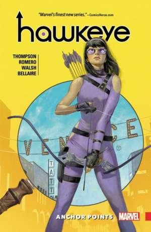 Hawkeye: Kate Bishop Vol. 1: Anchor Points imagine