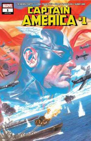 Captain America By Ta-nehisi Coates Vol. 1: Winter In America de Ta-Nehisi Coates