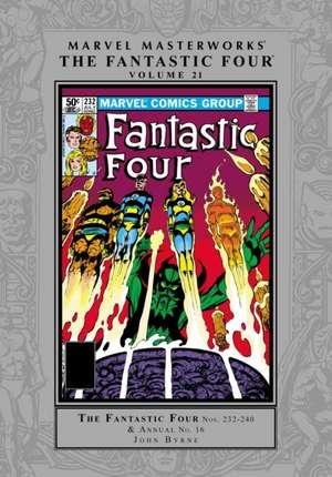 Marvel Masterworks: The Fantastic Four Vol. 21 de John Byrne
