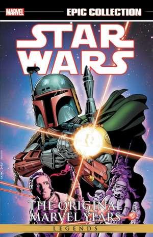 Star Wars Legends Epic Collection: The Original Marvel Years Vol. 4 de Walt Simonson