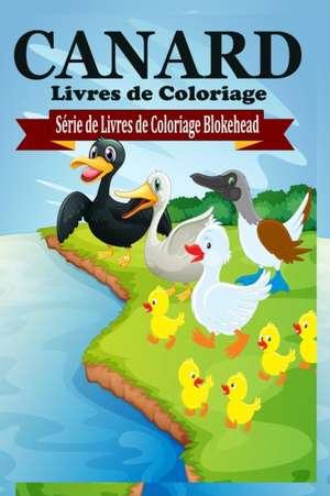 Canard Livres de Coloriage de Le Blokehead