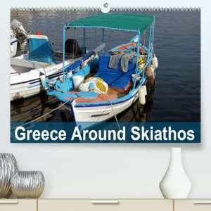 Greece Around Skiathos(Premium, hochwertiger DIN A2 Wandkalender 2020, Kunstdruck in Hochglanz) de Peter Schneider