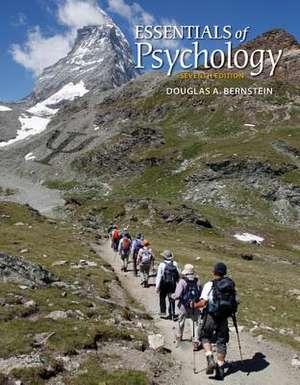 Essentials of Psychology de Douglas Bernstein