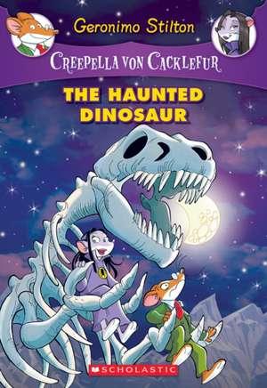 The Haunted Dinosaur de Geronimo Stilton