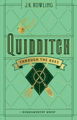 Quidditch Through the Ages de Kennilworthy Whisp