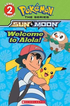 Alola Reader #1 (Pokemon) de Maria S. Barbo
