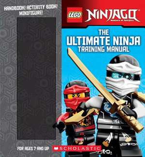 The Ultimate Ninja Training Manual (Lego Ninjago)