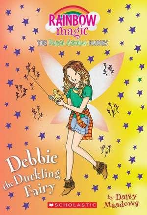 Debbie the Duckling Fairy de Daisy Meadows