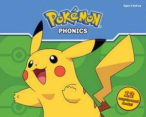 Phonics Reading Program (Pokemon) de Quinlan B. Lee