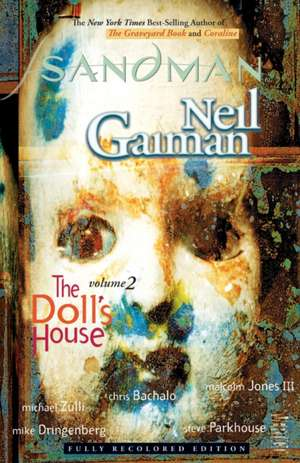 Sandman The Doll's House de Neil Gaiman