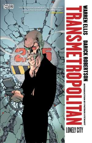 Transmetropolitan, BK05:  lonely city de Warren Ellis