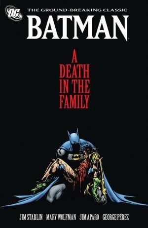 A Death in the Family:  Batman vs. Robin de Jim Starlin