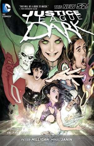 Justice League Dark Vol. 1