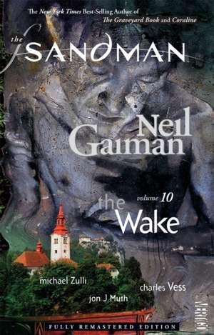 Sandman Wake Arkham Unhinged de Neil Gaiman