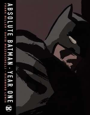 Absolute Batman Year One de Frank Miller
