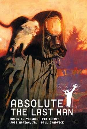 Absolute y the Last Man Vol. 1