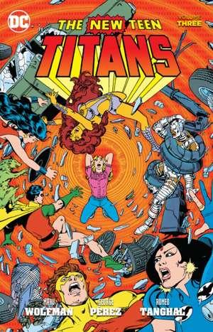 New Teen Titans, Volume 3