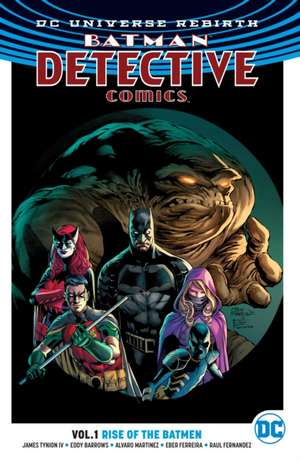 Detective Comics de James IV Tynion